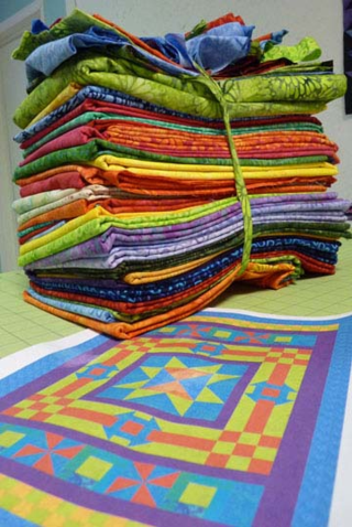 Fabric Stack sm