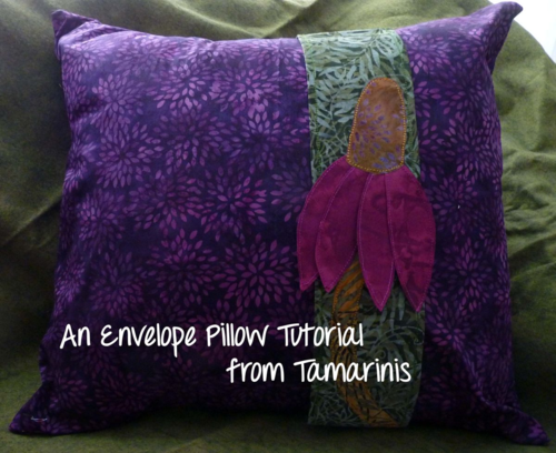 Pillow tutorial cover