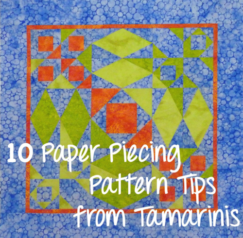 Storm Surge Paper Piecing Tip cover