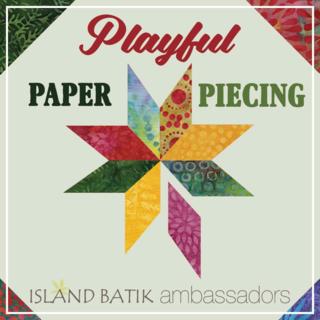 Playful Paper Piecing IB
