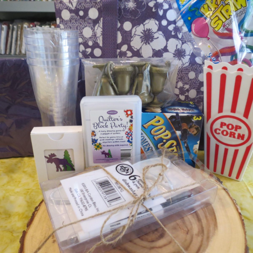 Quilter's Block Party Grand Prize Pack