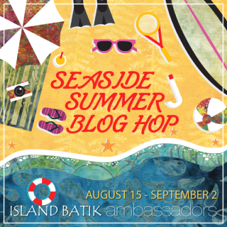 Seaside Summer Blog Hop