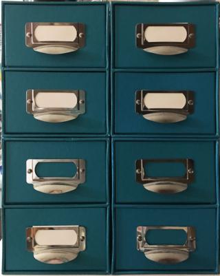 Thread drawers