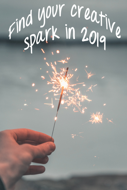 Find your creative Spark image