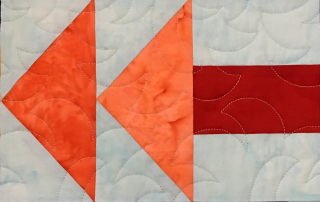 Adventure Quilt Arrow 2