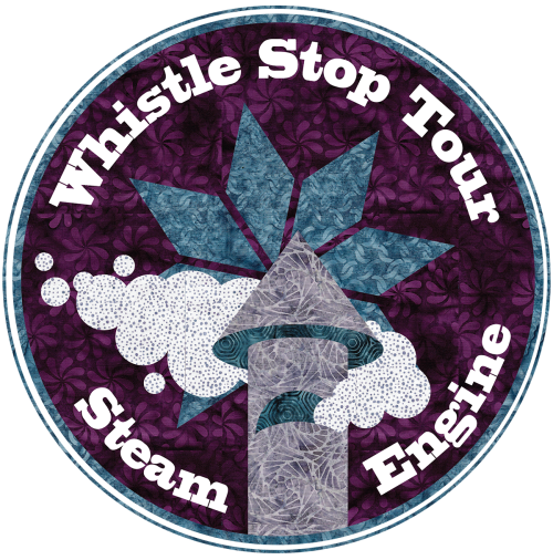 Whistle Stop Tour Badge lg
