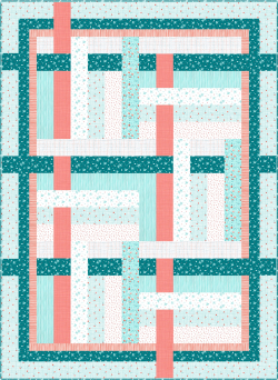 Ashley Elayne Sew Sweet Teal