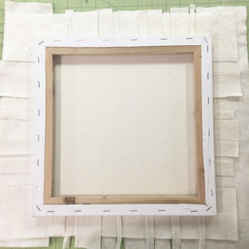 Weave Canvas placement