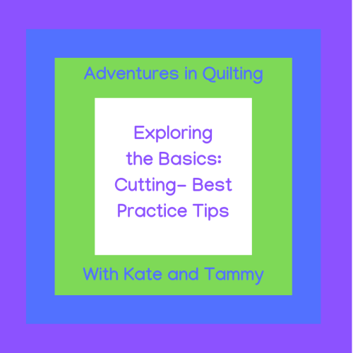 Cutting Best Practice Tips
