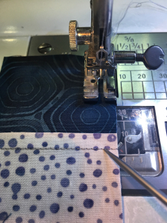 Sewing 4 Patch Units