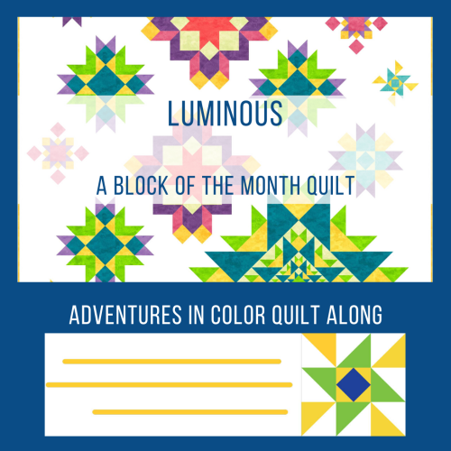 Luminous Quilt graphic