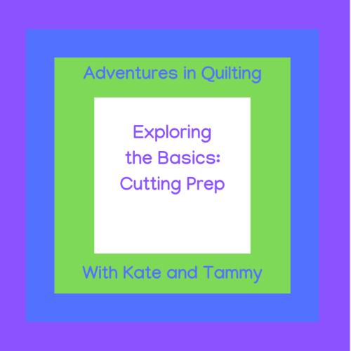 Cutting Prep