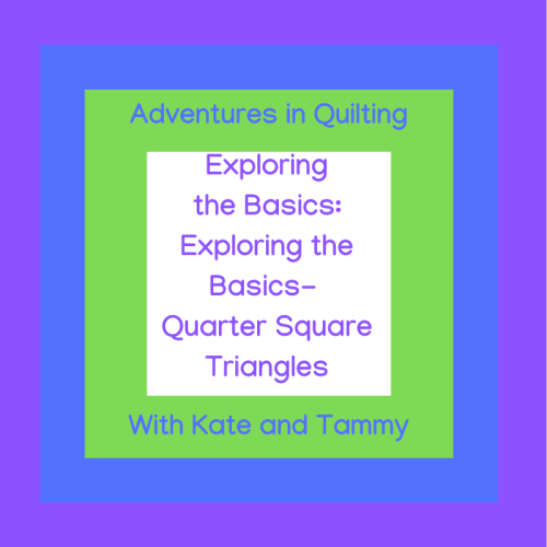 Exploring the Basics - QST