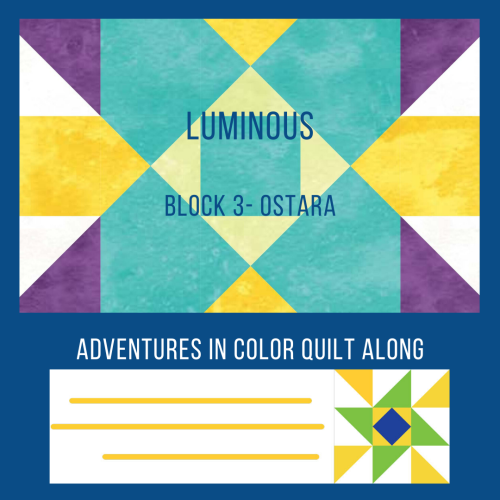 Luminous Block 3 graphic