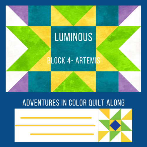 Luminous Block 4 graphic