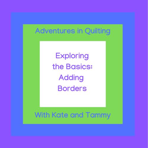 Exploring the Basics borders