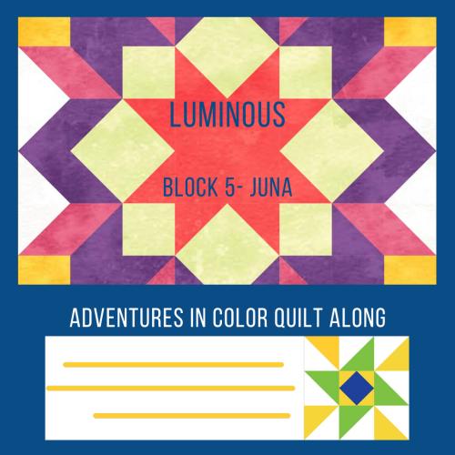 Luminous Block 5 graphic