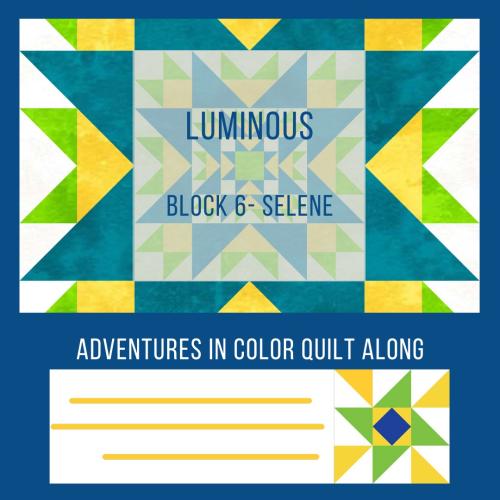 Luminous Block 6 graphic