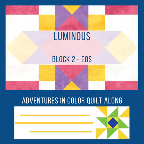 Luminous Quilt  Block 2 new graphic