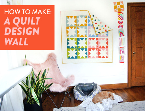 Suzy Quilts How-To-Make-Quilt-Design-Wall