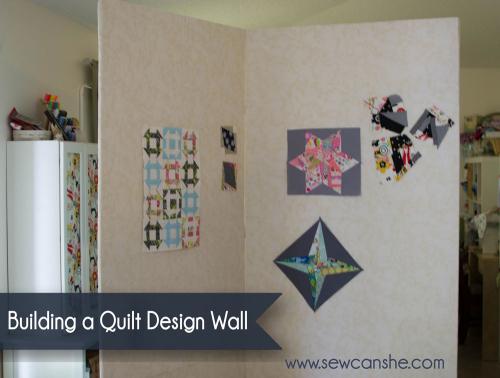 SewCanShe Design Wall