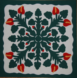 Hawaiian_Applique_Quilt