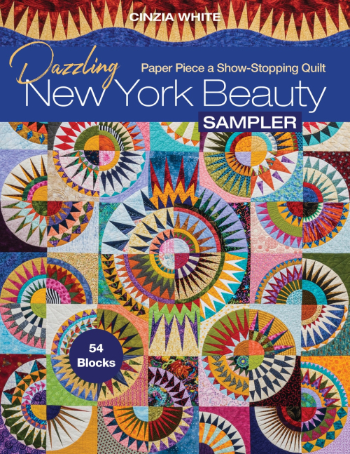 Dazzling NYB Book Cover