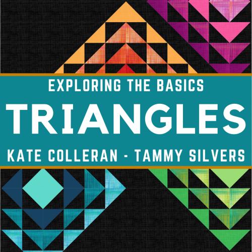 ETB Triangles Badge