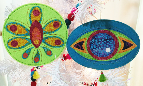 Kismet Ornaments
