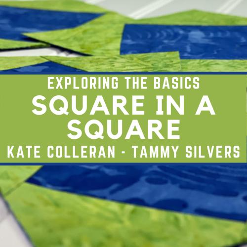 ETB Square in a Square Badge