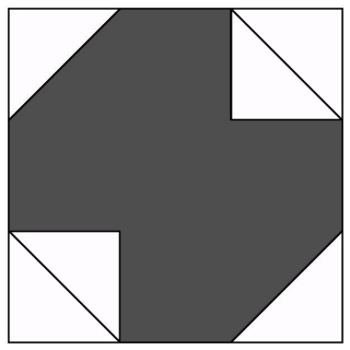 Snowball Corner Fold 3
