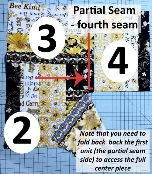 Buzzworthy Partial Seam Fourth Seam