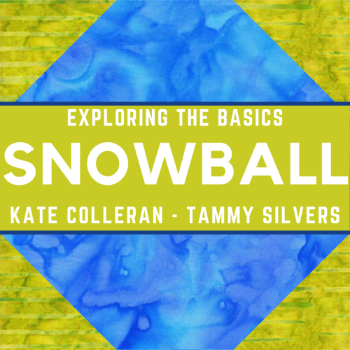 ETB Snowball Badge