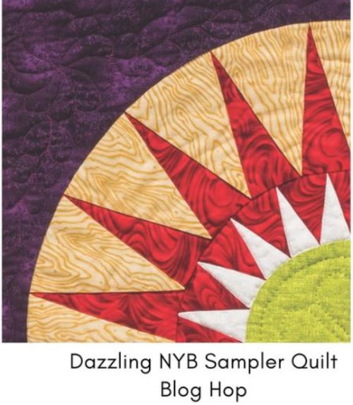 Dazzling NYB Blog Hop