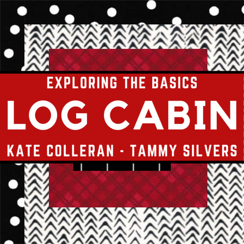 ETB Log Cabin Badge