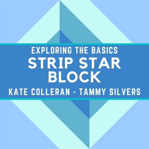 ETB Strip Star Block Badge