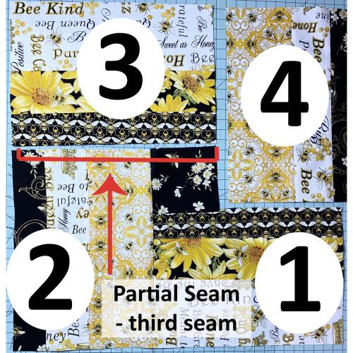 Buzzworthy Partial Seam third seam